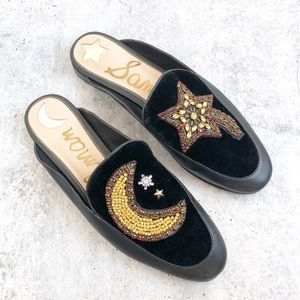 Sam Edelman Moon & Star Pemberly Loafers